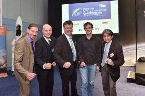 Bild mit Gewinnern des Regional Wettbewerbs Hessen